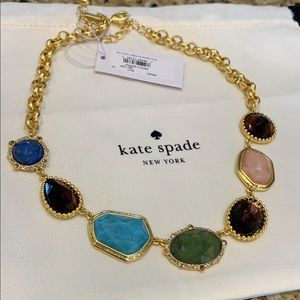 Kate Spade! Multicolor Statement Necklace
